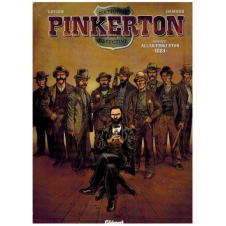 Pinkerton National detective 04 Dossier Allan Pinkerton 1884 1e druk 2016