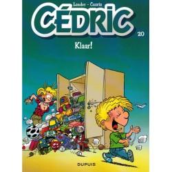 Cedric  20 Klaar!