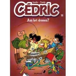 Cedric  21 Aan het dromen?