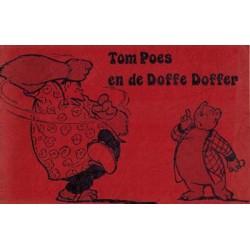 Tom Poes Illegaal De doffe doffer1e druk 1974