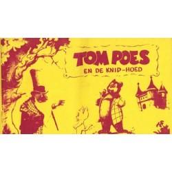 Tom Poes Illegaal De knip-hoed 1e druk 1974