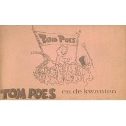 Tom Poes Illegaal De kwanten 1e druk 1974