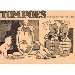 Tom Poes Illegaal De betoverde spiegel 1e druk 1974