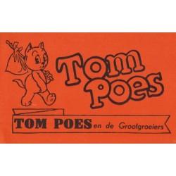 Tom Poes Illegaal De grootgroeiers herdruk 1974