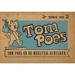 Tom Poes De meester-schilder 1e druk 1945