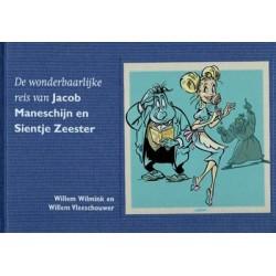Vleeschouwer strips HC De wonderbaarlijke reis van Jacob Maneschijn en Sientje Zeester