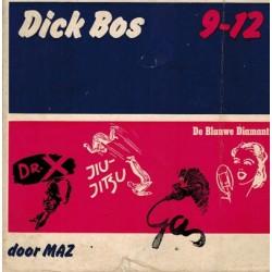 Dick Bos bundel 03 deel 9 t/m 12 1972