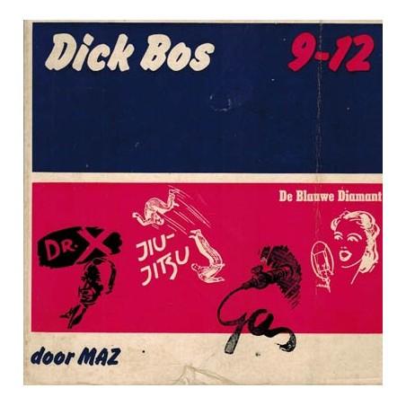 Dick Bos bundel 03% deel 9 t/m 12 1972