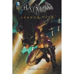 Batman  NL HC Arkham City