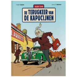 Jacques Gipar 02 HC De terugkeer vam de Kapucijnen
