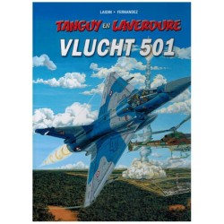 Tangy & Laverdure   HC 28 Vlucht 501