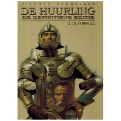 Huurling   Definitieve editie HC 02 De formule
