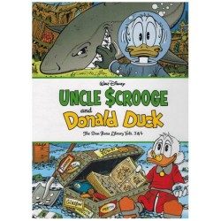 Don Rosa Library Uncle Scrooge & Donald Duck cassette 02 Vols. 3 & 4 HC in luxe box