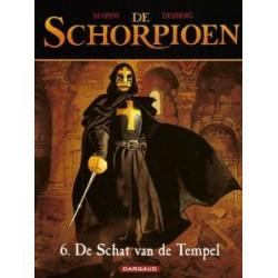 Schorpioen 06 De schat van de tempel
