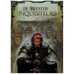Meester Inquisiteurs 01 HC Obeyron