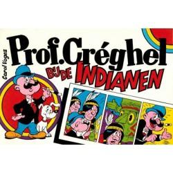 Prof. Creghel pocket 04 Bij de Indianen 1e druk 1976