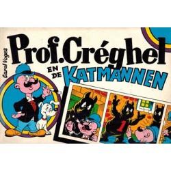 Prof. Creghel pocket 02 De katmannen 1e druk 1976
