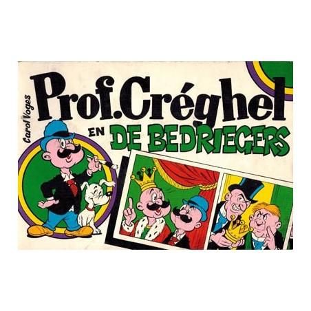 Prof. Creghel pocket set deel 1 t/m 4 1e drukken 1976