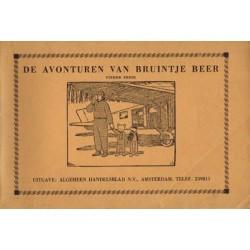 Bruintje Beer EF04 De kleine prins / Het avontuur met de vliegmachine 1e druk 1970