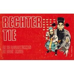 Rechter Tie pocket set deel 1 t/m 3 1970-1971