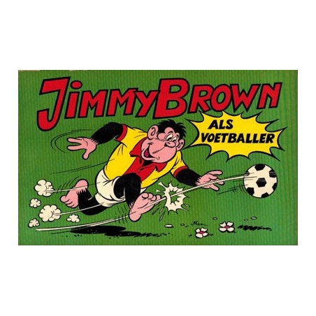 Jimmy Brown pocket set deel 1 t/m 4 1973