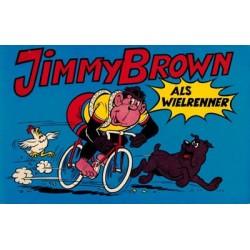 Jimmy Brown pocket 02 Als wielrenner 1973