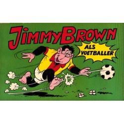 Jimmy Brown pocket 01 Als voetballer 1973