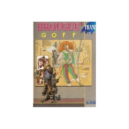 Brougue setje Deel 1 t/m 3 1e drukken 1989-1997