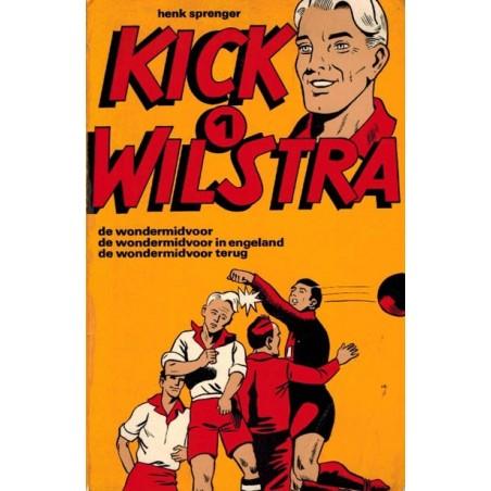 Kick Wilstra pocket setje deel 1 t/m 4 1972-1974