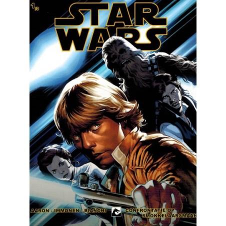Star Wars  NL set Confrontatie op smokkelaarsmaan deel 1 t/m 3