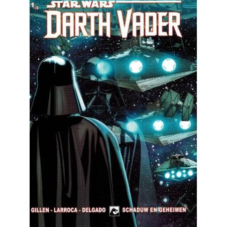Star Wars  NL set Darth Vader Schaduw en geheimen deel 1 t/m 3