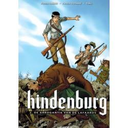 Hindenburg 02 De arrogantie van de lafaards