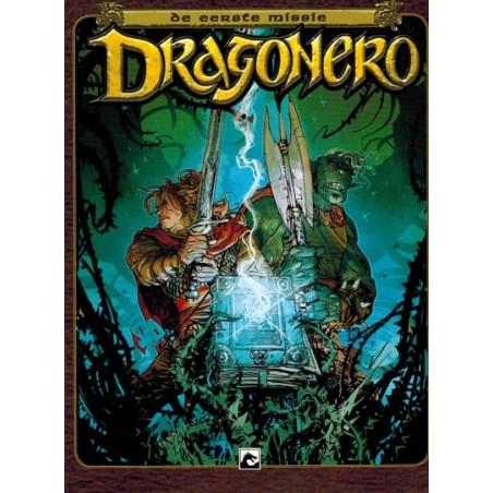 Dragonero 01 De eerste missie