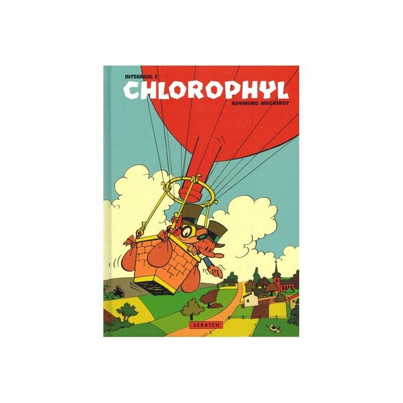 Chlorophyl  Integraal 02 HC