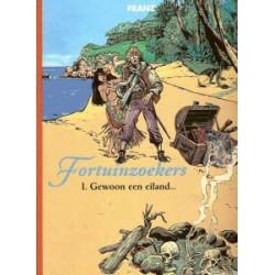 Fortuinzoekers setje SC<br>Deel 1 & 2<br>1e drukken 2001-2002