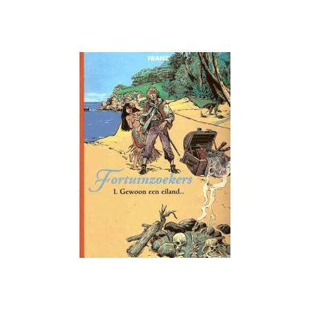 Fortuinzoekers setje SC Deel 1 & 2 1e drukken 2001-2002