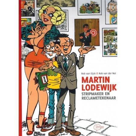 Agent 327 Martin Lodewijk Stripmaker en reclametekenaar HC 1e druk 2016