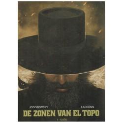 Zonen van El Topo 01 HC Kain