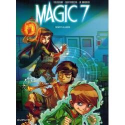 Magic 7 01 Nooit aleen