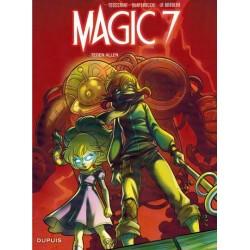 Magic 7 02 Tegen allen