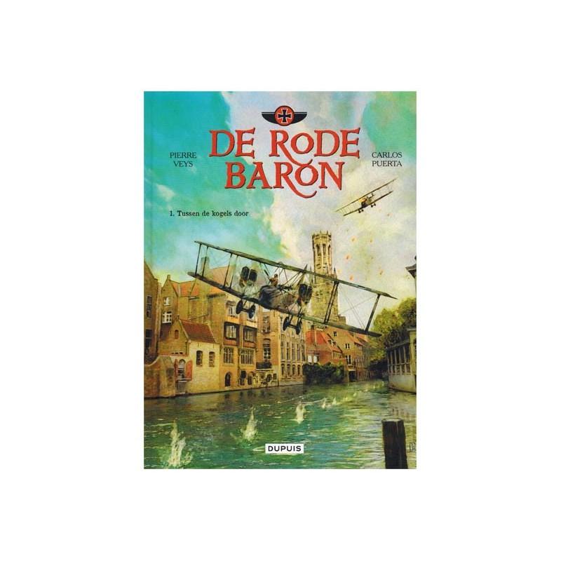 Rode baron HC set deel 1 t/m 3 1e drukken 2016-2017