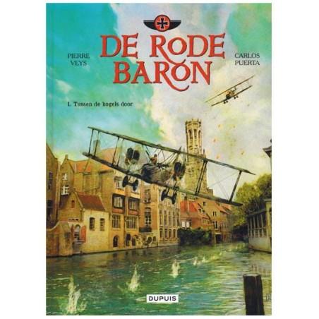 Rode baron HC set 1e drukken 2016-2017