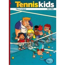 Tenniskids 02 Net niet