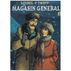 Magasin general  Integraal 01 HC