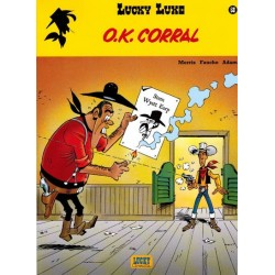 Lucky Luke    Lucky Comics 68 O.K. Corral