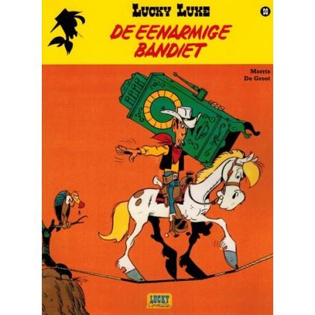 Lucky Luke    50 De eenarmige bandiet