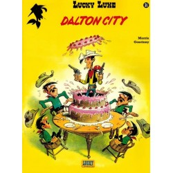Lucky Luke    Lucky Comics 34 Dalton City