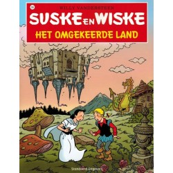 Suske & Wiske  336 Het omgekeerde land (naar Willy Vandersteen)