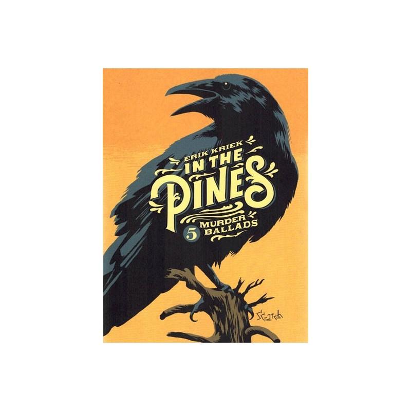 Kriek strips In the pines 5 Murder ballads