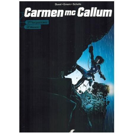 Carmen McCallum  10 Mazzere